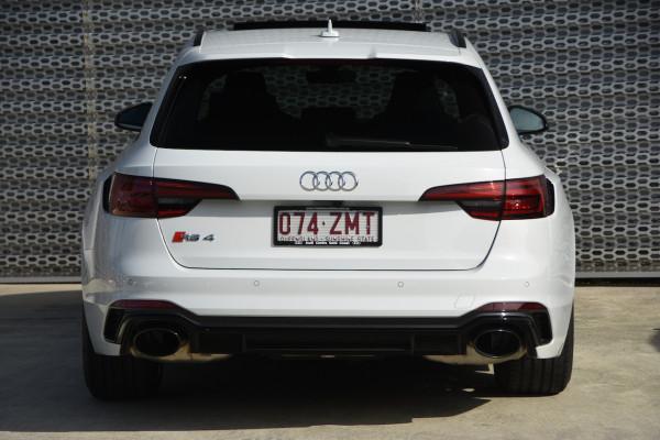 2019 Audi Rs4 RS 4 2.9L TFSI 8Spd Tiptronic 331kW A Wagon Image 4