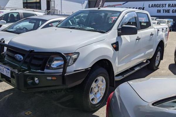 2012 Ford Ranger PX XL XL - Hi-Rider Utility - dual cab
