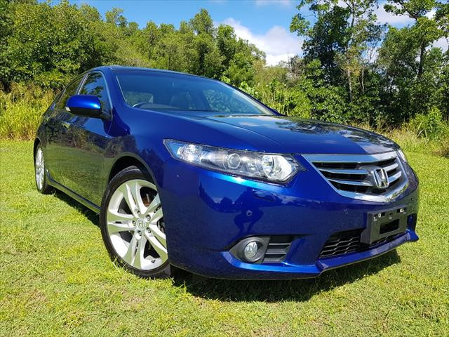 Honda Accord Euro Luxury CU