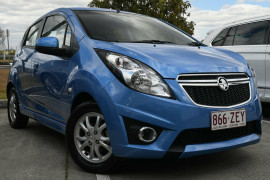 Holden Barina Spark CD MJ MY14