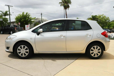 2007 Toyota Corolla ZRE152R Ascent Hatchback Image 4