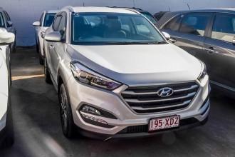 2017 Hyundai Tucson TL MY17 Active X Suv Image 3