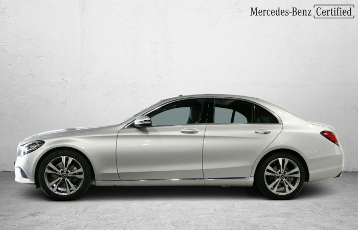 2020 MY50 Mercedes-Benz C-class W205 800+050MY C200 Sedan Image 10