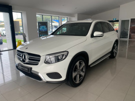 2017 MY07 Mercedes-Benz Glc-class X253 807MY GLC220 d Wagon