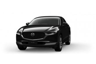 2021 MY20 Mazda CX-30 DM Series G20 Evolve Wagon Image 3