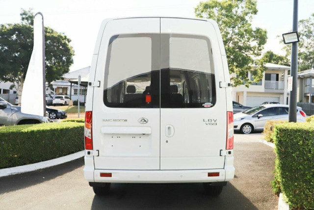 2020 MY19 LDV V80 (No Series) LWB High Roof Van Image 4
