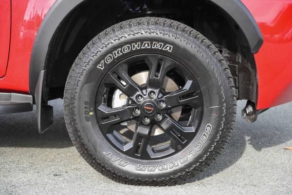 2021 Nissan Navara D23 PRO-4X Utility