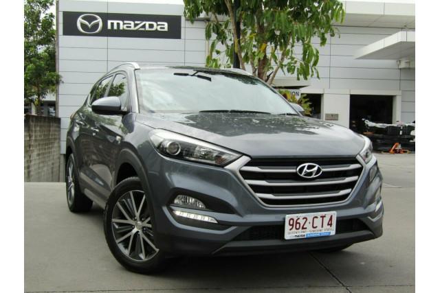 2016 MY17 Hyundai Tucson TL MY17 Active X 2WD Suv