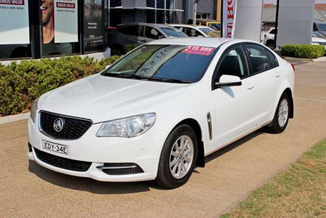 2013 MY14 Holden Commodore VF  Evoke Sedan