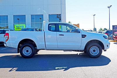2018 MY19 Ford Ranger PX MkIII 4x4 XL Super Cab Pick-up Utility