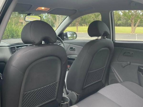 2011 Kia Rio JB MY11 S Hatchback