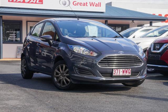 2016 Ford Fiesta WZ Ambiente Hatchback