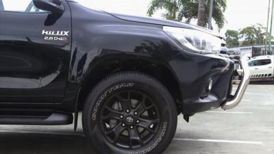 2015 Toyota HiLux GUN126R SR5 Utility