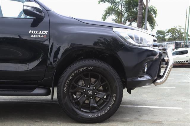 2015 Toyota HiLux GUN126R SR5 Utility Image 6