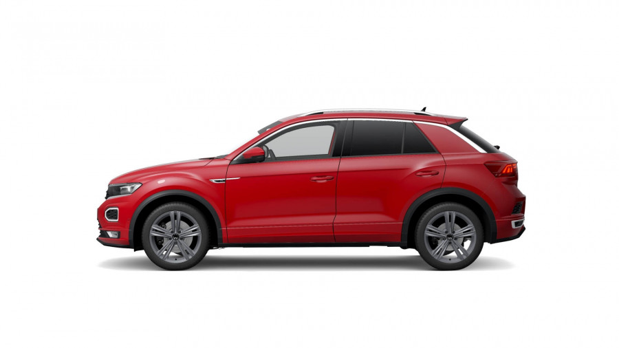 2021 Volkswagen T-Roc A1 140TSI Sport 4 motion wagon Image 2