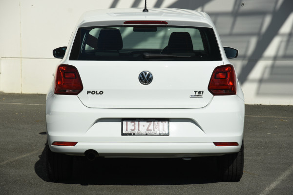 2016 Volkswagen Polo 6R MY16 66TSI Hatch Image 4