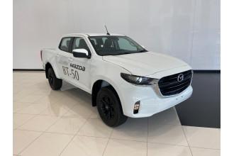 2020 MY21 Mazda BT-50 TF XT 4x4 Dual Cab Pickup Ute Image 2