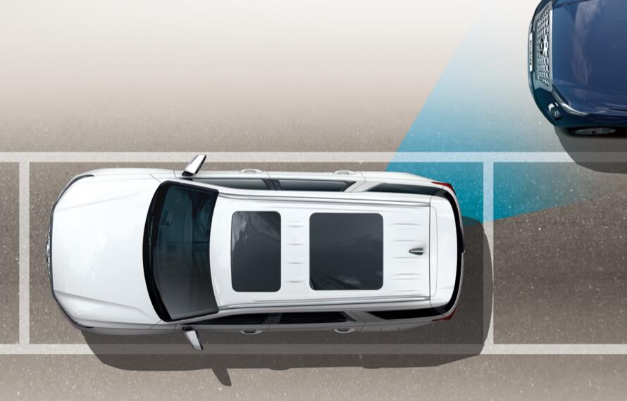 Palisade Hyundai SmartSense<sup>TM</sup> <sup>[P2]</sup> safety.