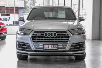 2017 Audi Sq7 4M MY17 TDI Suv Image 2