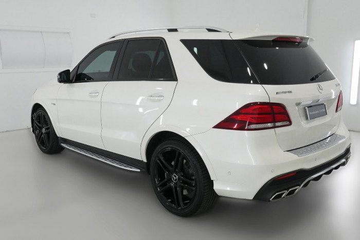 2016 MY07 Mercedes-Benz Gle-class W166 807MY GLE43 AMG Wagon