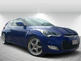 Hyundai Veloster + Coupe FS