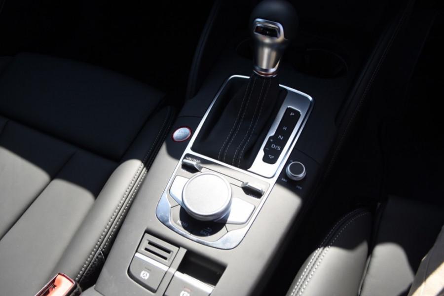 2019 Audi S3 2.0L TFSI S-tronic Quattro 213kW Sedan Image 18