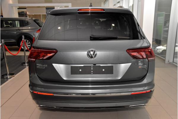 2020 MY21 Volkswagen Tiguan 5N 162TSI Highline Allspace Suv Image 4