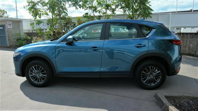 2021 MY20 Mazda CX-5 KF2W7A Maxx Sport Suv Mobile Image 6