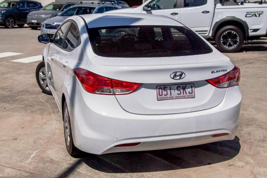 2012 Hyundai Elantra MD2 Active Sedan Image 2