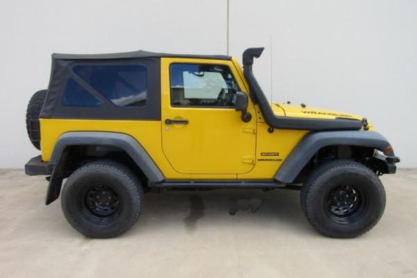 2009 Jeep Wrangler JK MY2009 SPORT Softtop Image 2