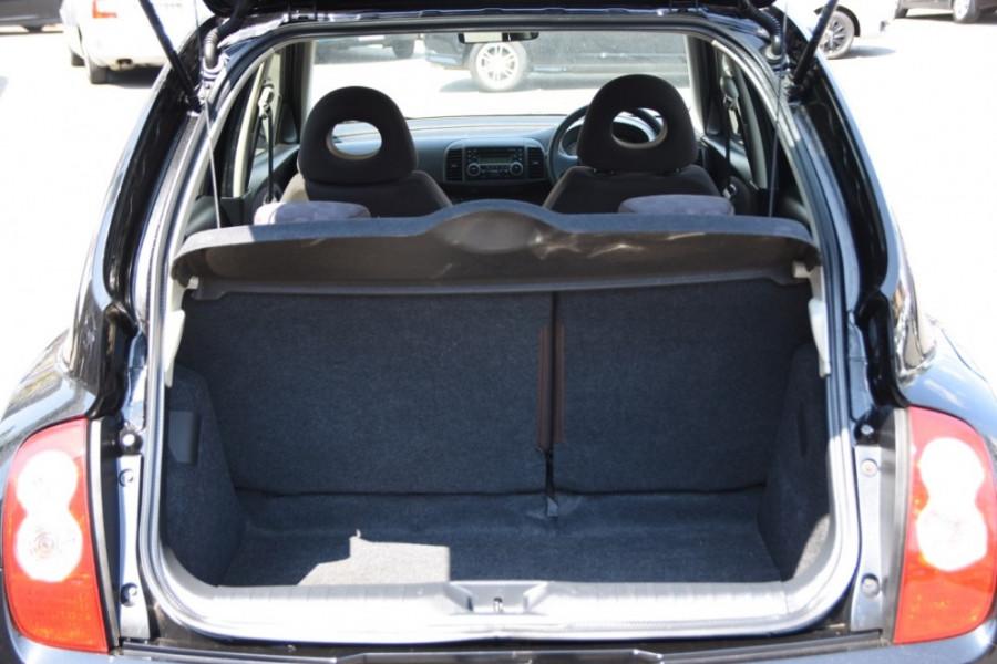 2010 Nissan Micra K12 K12 Hatchback