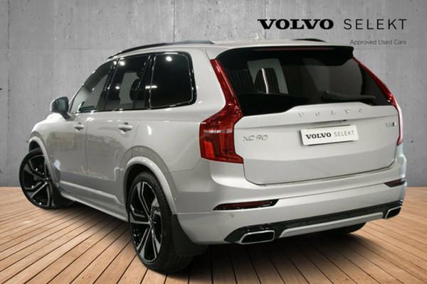 2020 Volvo XC90 (No Series) MY21 T6 R-Design Suv Image 2