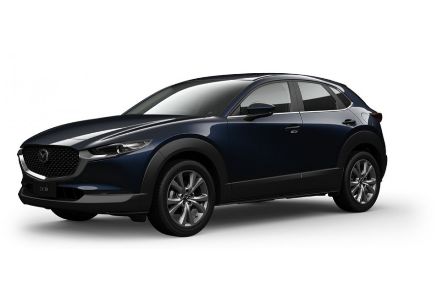 2021 Mazda CX-30 DM Series G20 Evolve Other