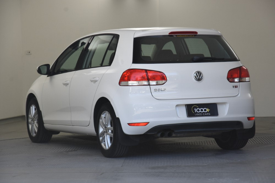 2011 MY12 Volkswagen Golf VI MY12 118TSI Hatchback