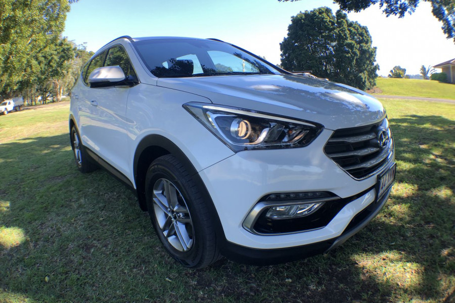2017 MY18 Hyundai Santa Fe DM5 Series II Active Suv