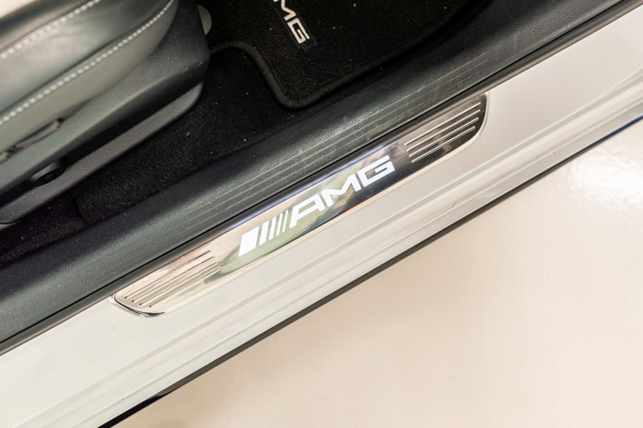 2016 MY07 Mercedes-Benz C-class W205  C63 AMG S Sedan