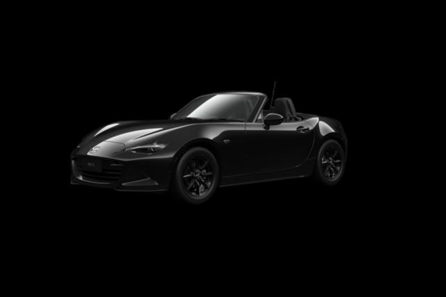 2020 Mazda MX-5 ND Roadster Roadster