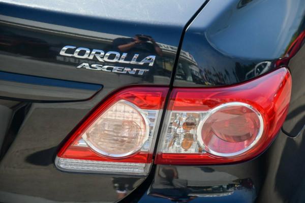 2010 Toyota Corolla ZRE152R Ascent Sedan Image 5