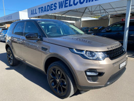 Land Rover Discovery Sport SD4 - HSE L550