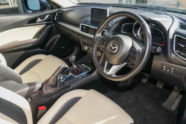 2013 Mazda 3 BM Series SP25 Astina Hatchback Image 4