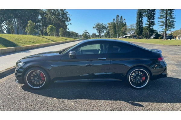 2021 MY01 Mercedes-Benz Mb Cclass C205  C63 AMG C63 AMG - S Coupe Image 4