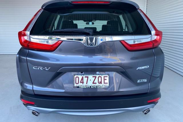 2020 Honda CR-V RW VTi-S AWD Suv Image 5