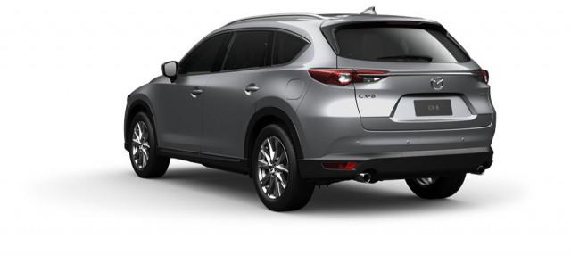 2020 Mazda CX-8 KG Series Asaki Suv Mobile Image 17
