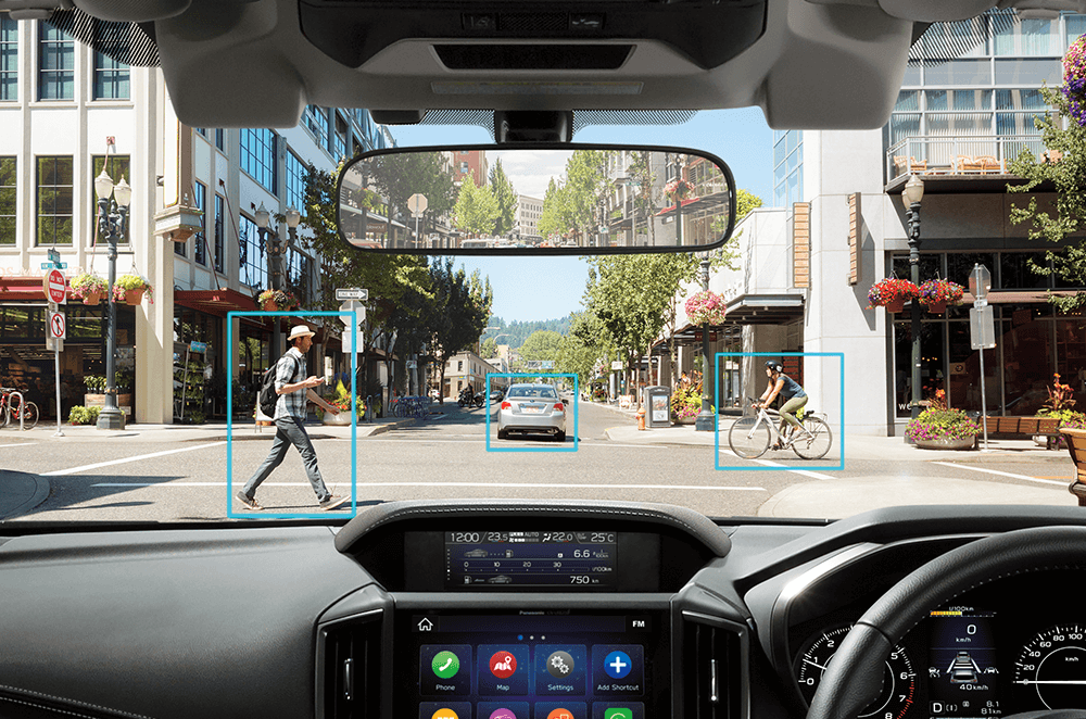 Impreza EyeSight Driver Assist