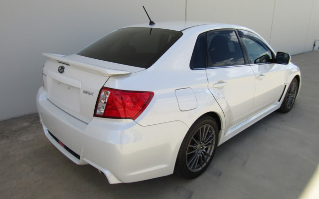 2012 Subaru Impreza G3 MY12 WRX Sedan Image 5