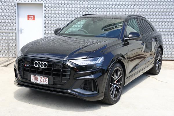2020 Audi Q8 S 4.0L TDI 320kW Quattro 8Spd Tiptronic Suv