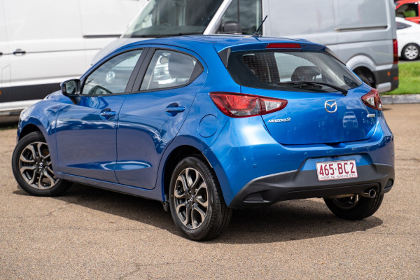 2016 Mazda 2 Hatchback