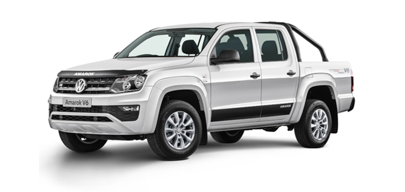 Amarok V6 Core Enduro 4x4 8 Speed Auto