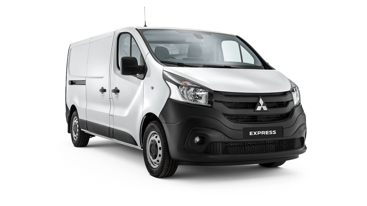 2022 Mitsubishi Express SN GLX Plus LWB Auto Van