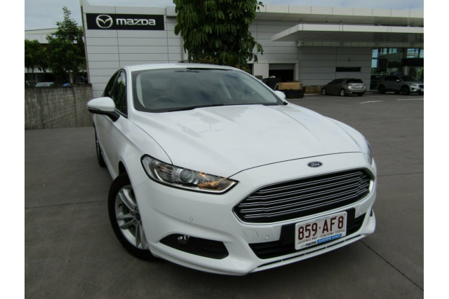 2018 MY18.75 Ford Mondeo MD 2018.75MY Ambiente Hatchback
